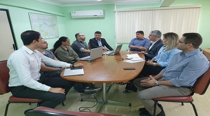 A decisão foi tomada pelo diretor-presidente do Imasul, após encontro com o diretor-presidente do Ipaam, ocorrido na semana passada, em Manaus.
