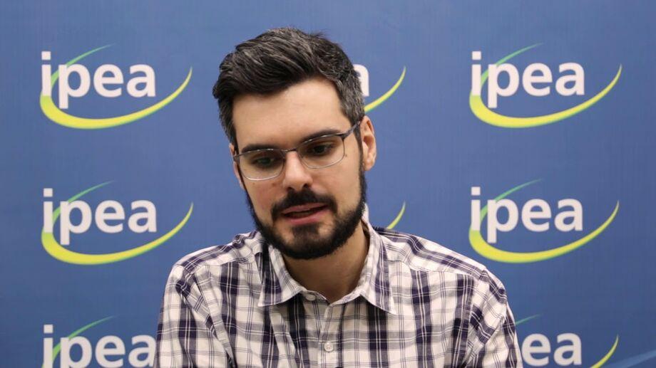O sociólogo Pedro Ferreira