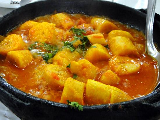 O preparo do prato leva em torno de 35 a 40 minutos