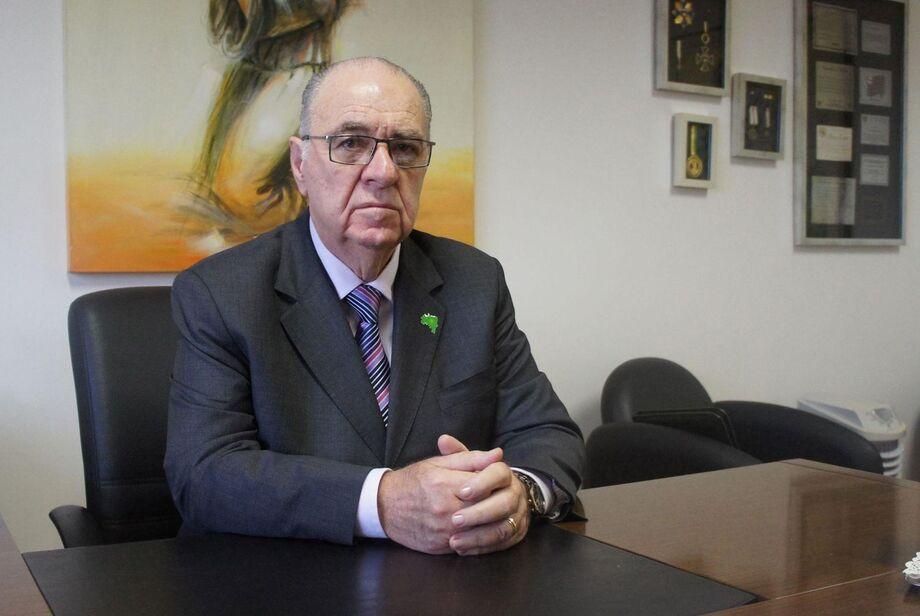 Antonio Tuccílio, presidente da Confederação Nacional dos Servidores Públicos (CNSP)