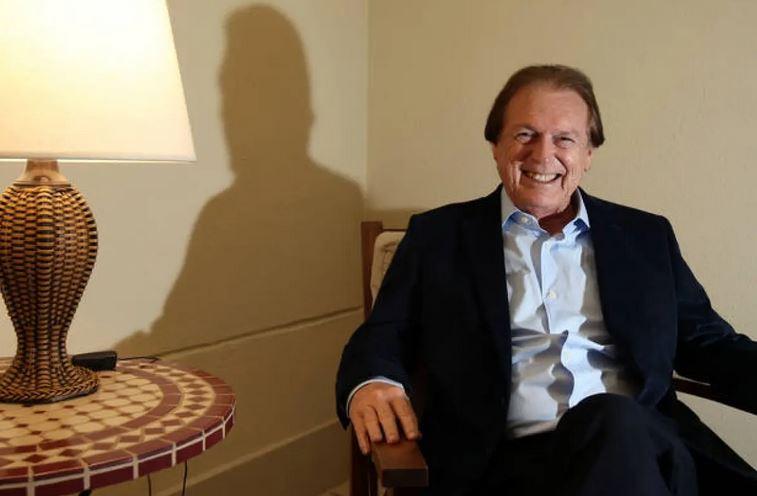 Presidente nacional do PSL, o deputado Luciano Bivar (PE)