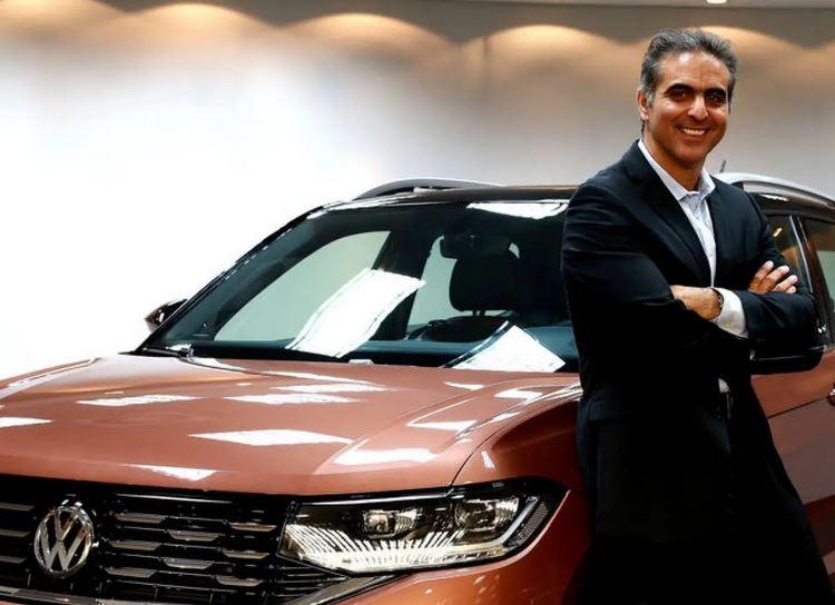 Pablo Di Si, presidente da Volkswagen no Brasil e América Latina