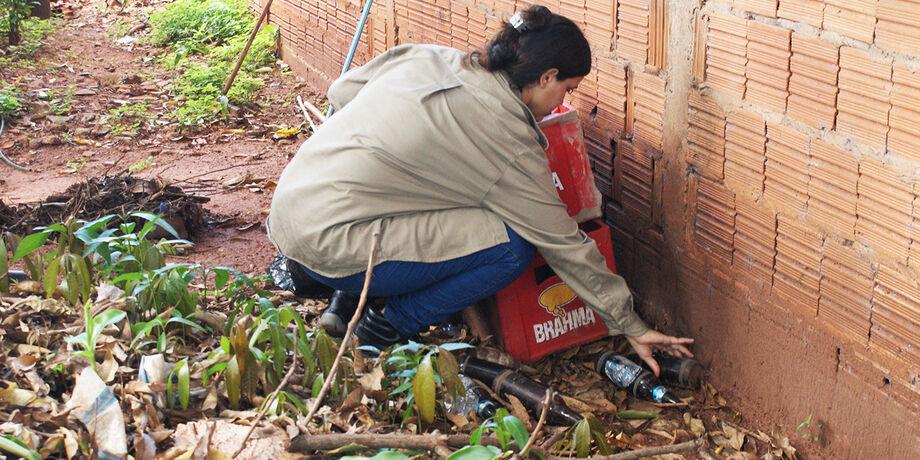 Durante o período da campanha, em cada região, acontecerá gincanas para envolver a população no recolhimento e retirada de materiais que possam servir como criadouro do mosquito Aedes aegypti