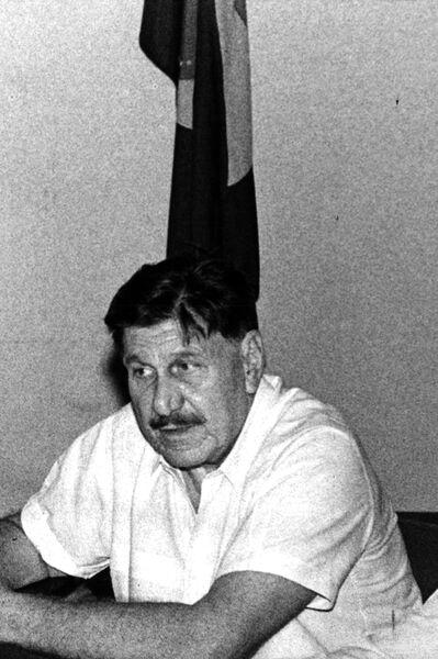 Fadah Scaff Gattass foi prefeito da cidade durante dois mandatos