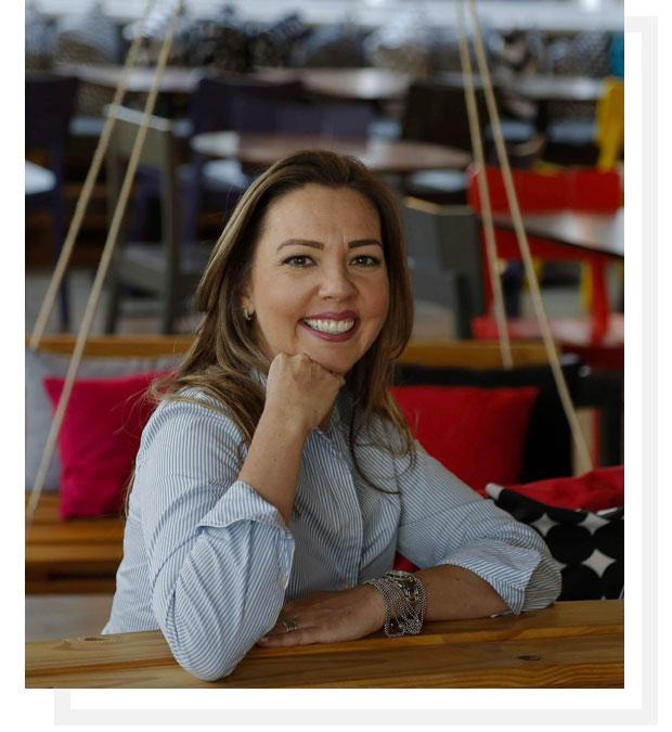 Veronica Ahrens é especialista em desenvolvimento de lideranças e aprendizagem organizacional