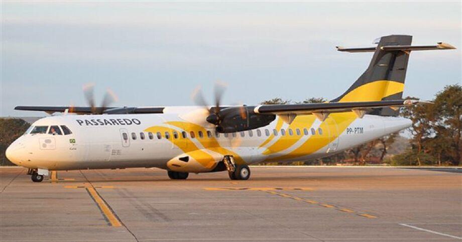 Voepass retoma operações em Três Lagoas com voos diretos e diários com Campo Grande e São Paulo
