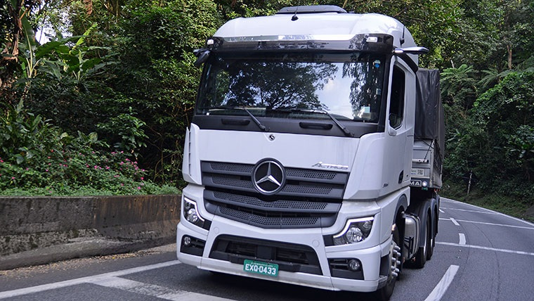 O agronegócio representa 25% das vendas totais de caminhões no País, sendo que 12% desses caminhões são direcionados ao escoamento de grãos