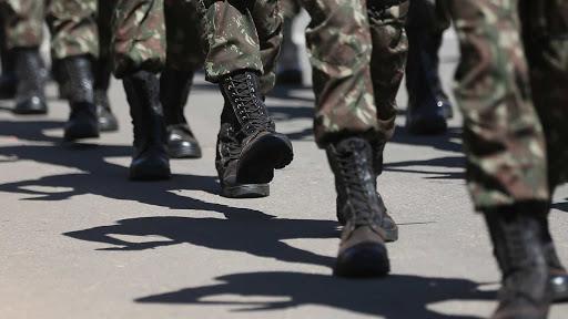 E as Forças Armadas, pura e simplesmente, estão se deixando usar.