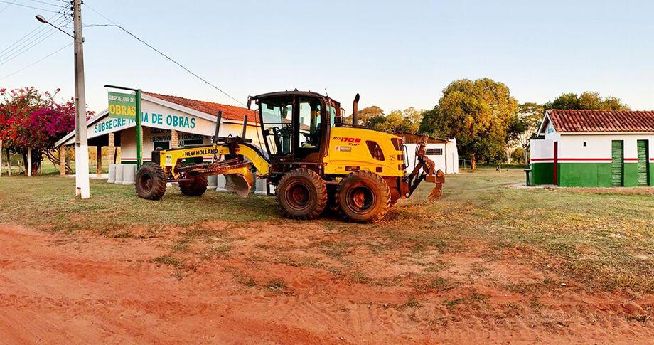 Esses investimentos, de mais de 800 mil reais, vem para atender os assentamentos que estão na região há mais de 30 anos