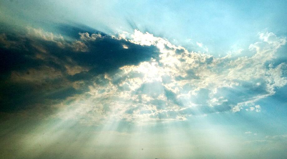 A estimativa do Instituto Nacional de Meteorologia (Inmet) é de céu parcialmente nublado a claro.
