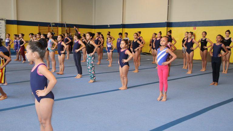 Nesta segunda-feira (29), o Centro de Formação de Atletas (Cefat), por meio da Fundação Municipal de Esportes (Funesp), realizará o 1º Festival Virtual de Ginástica Artística Feminina