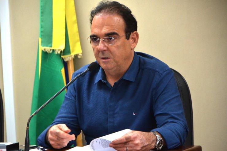 Deputado estadual Felipe Orro (PSDB)