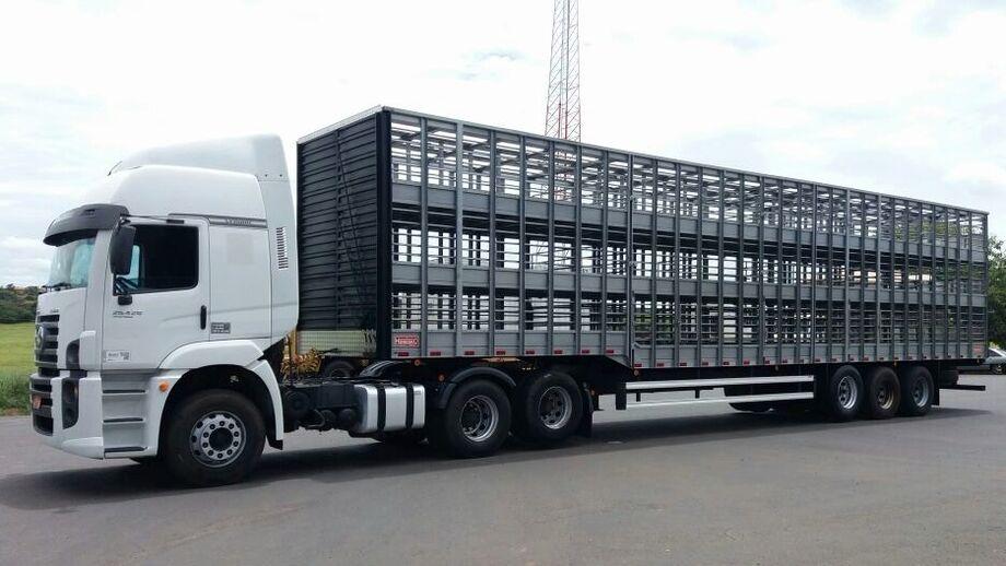 O Detran-MS (Departamento Estadual de Trânsito de Mato Grosso do Sul) realizou nesta segunda-feira (29.6) a doação de uma carreta