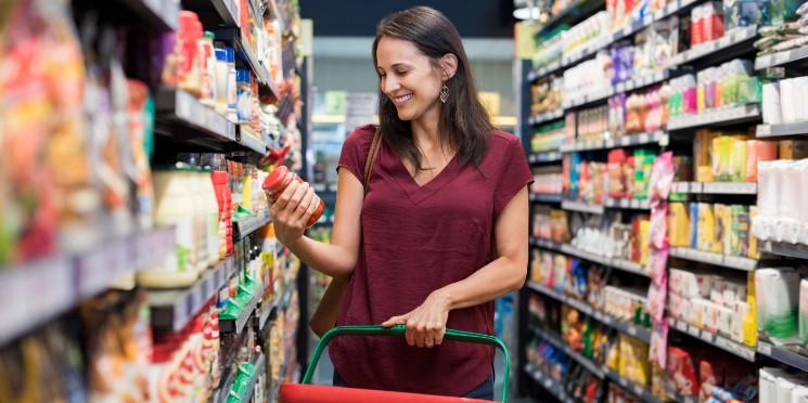 Em 2020, até o mês de maio, os supermercados paulistas registram alta de 3,67% em sua média de preços