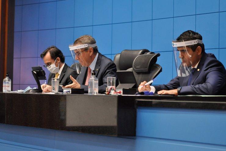 A solicitação foi recebida pela Assembleia Legislativa de Mato Grosso do Sul (ALEMS) e convertida no Projeto de Decreto Legislativo 43/2020