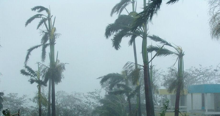 O ciclone-bomba acontece quando a pressão atmosférica despenca de maneira muito rápida em um curto período de tempo
