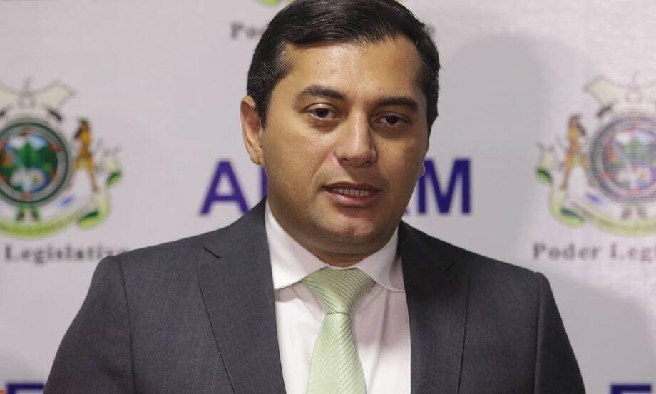 A Polícia Federal pediu a prisão do governador do Amazonas Wilson Lima (PSC)