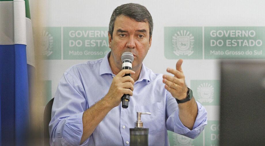 O secretário de Governo e Gestão Estratégica, Eduardo Riedel, participa às 11 horas, também em Aquidauana, da entrega da obra do novo auditório, laboratório e Centro de Pesquisa de Pós-Graduação em Agronomia da UEMS.