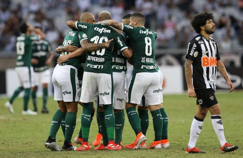 Palmeiras só deve ter calendário de jogos a partir de agosto