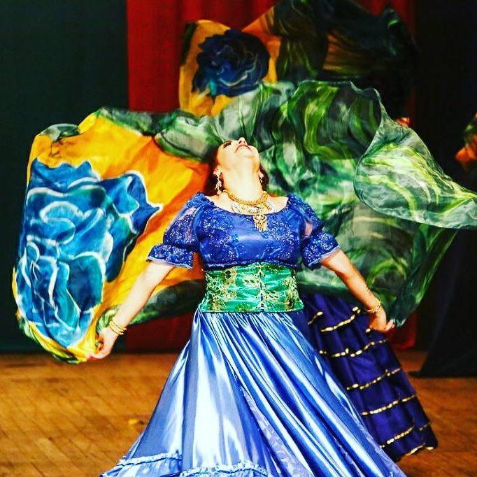 Com a iniciativa da bailarina Juliana Lorenzon, que reside no estado do Rio Grande do Sul, o projeto foi criado no início da pandemia e já está na quarta edição com público de 4,5 mil pessoas