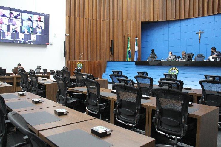Os deputados estaduais por Mato Grosso do Sul devem apreciar nesta terça-feira (7) seis projetos que estão pautados