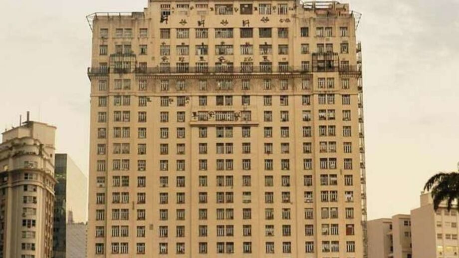 O Edifício foi o primeiro arranha-céu da América Latina e primeiro mirante do Rio de Janeiro