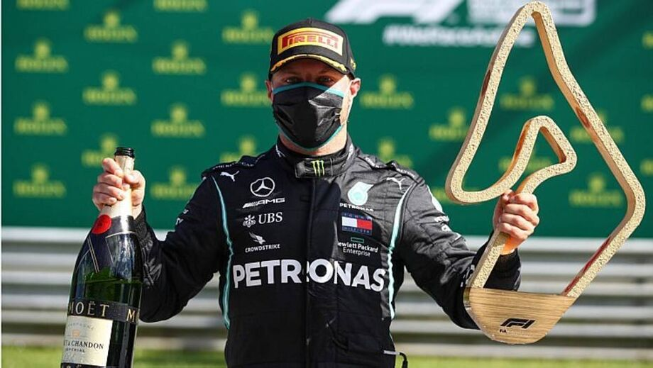 Bottas deve continuar na Mercedes como companheiro de Lewis Hamilton