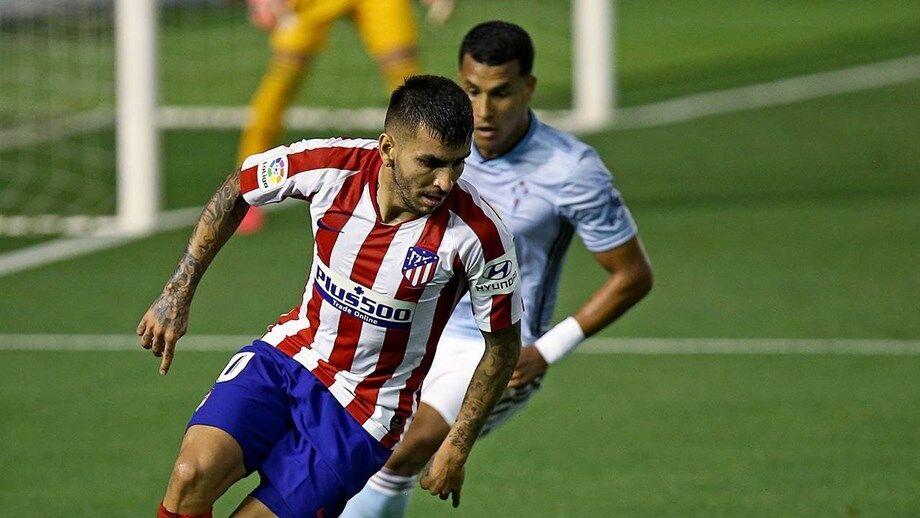 Atlético de Madrid tem colocação ameaçada