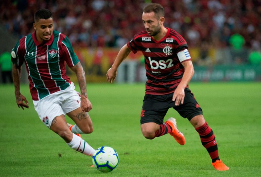 Fluminense derrota Flamengo