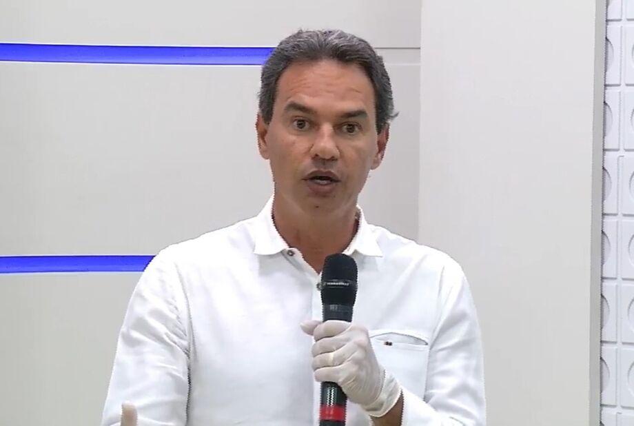 Golpistas se passam por assessores do prefeito Marquinhos e pedem códigos