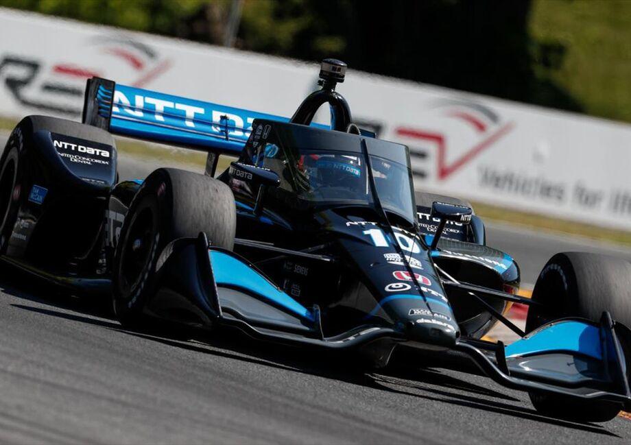 O'Ward levou a McLaren ao seu primeiro pódio na categoria