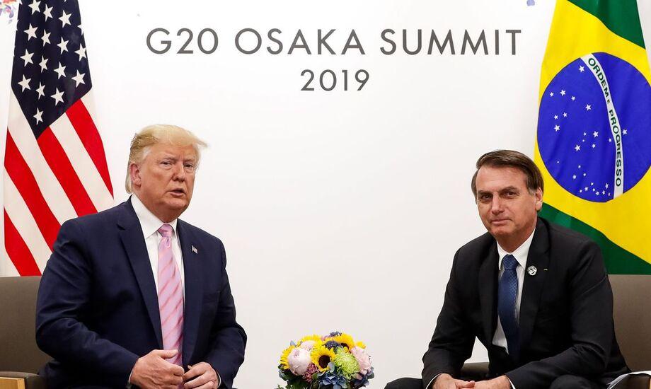 A designação do Brasil como um aliado preferencial fora da OTAN foi uma das vitórias anunciadas pelo governo brasileiro com a visita de Bolsonaro à Casa Branca, em março de 2019
