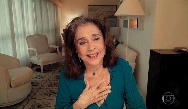 Betty Faria falou sobre o momento pelo qual o Brasil passa, citando a pandemia do novo coronavírus