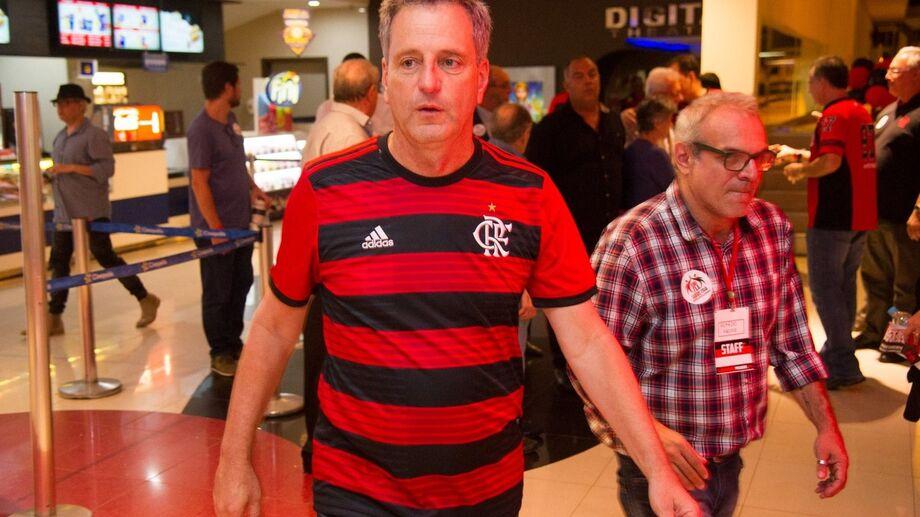 Além disso, Landim afirmou que Jesus não fez qualquer sobre o seu futuro profissional ou uma proposta do Benfica.