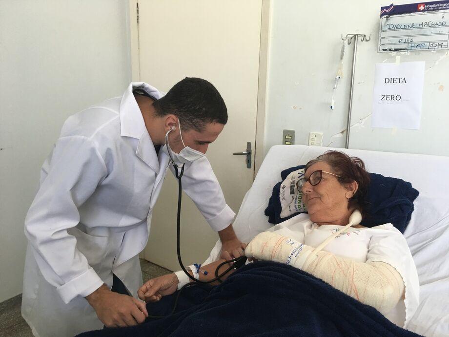 A Fundação Cardiogeriátrica Cel. José Alves Marcondes e Dr. Haroldo Pereira Da Silva, de Dourados, receberá 40 mil reais.