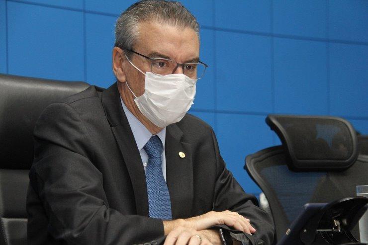 O presidente da Casa de Leis avalia que esta reserva de vagas pode garantir que um maior número de pessoas permaneça atuando profissionalmente em Mato Grosso do Sul.
