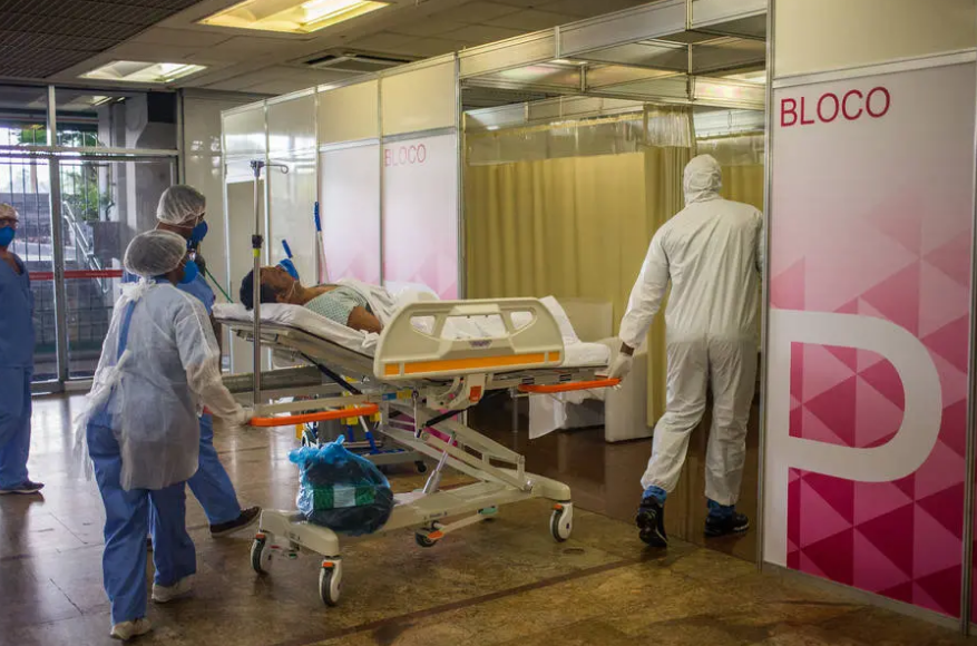 No hospital Sorocabana, na zona oeste; também em 1º de agosto, serão abertos 60 novos leitos de enfermaria.
