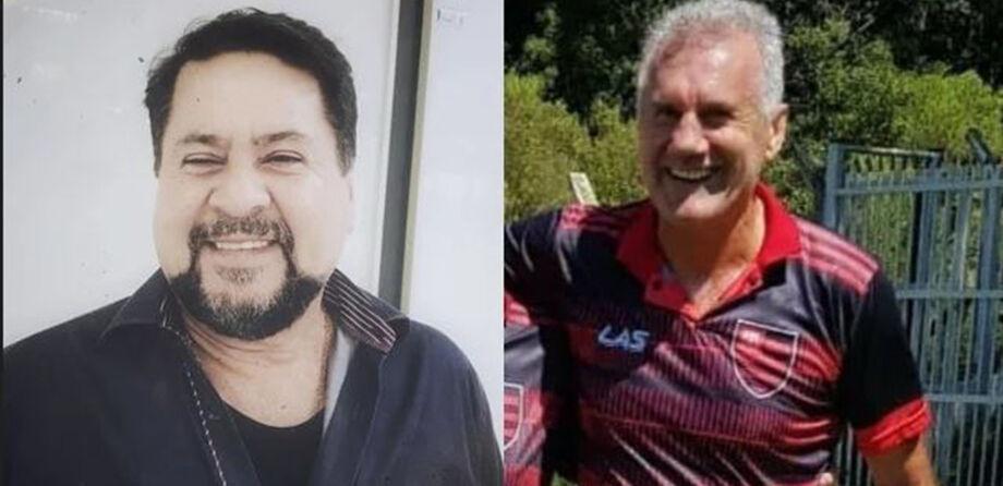 João Melitão Cagni, 59, e Dirceu Casagrande, 66, são duas das vítimas do acidente