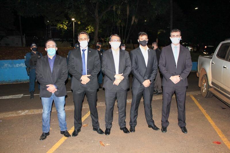 Promotores de Justiça do Ministério Publico de Mato Grosso do Sul