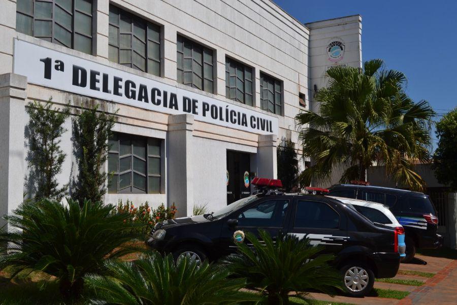 1º Delegacia de Policia Civil