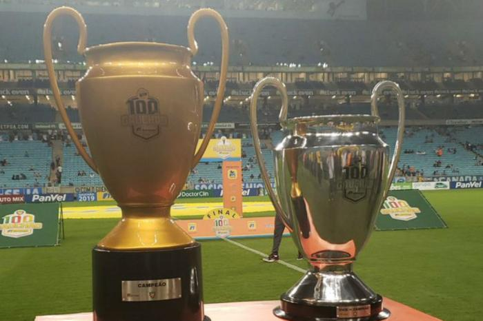 Troféu do Campeonato Gaucho
