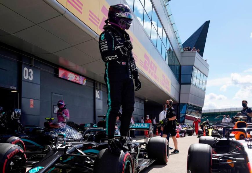 O hexacampeão mundial lidera o campeonato e buscará a terceira vitória em quatro corridas na temporada.