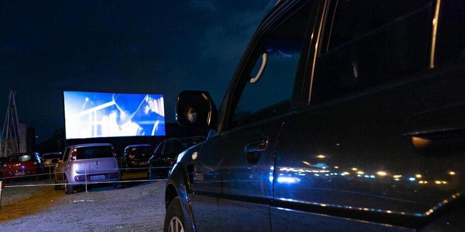 Novo Drive-In Paradiso: filmes nacionais gratuitos para todos os públicos