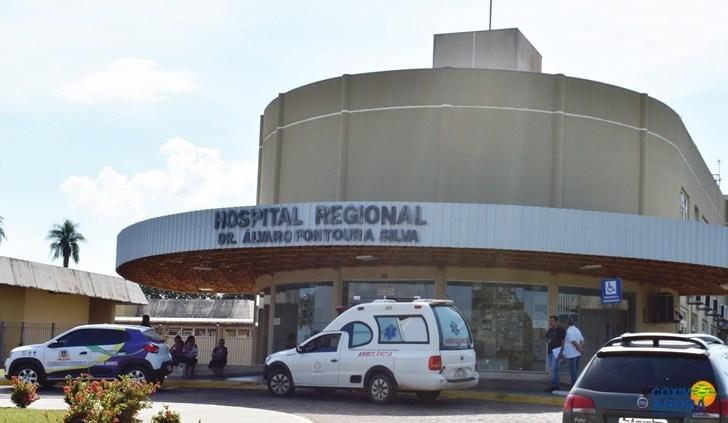 Hospital Regional de Coxim