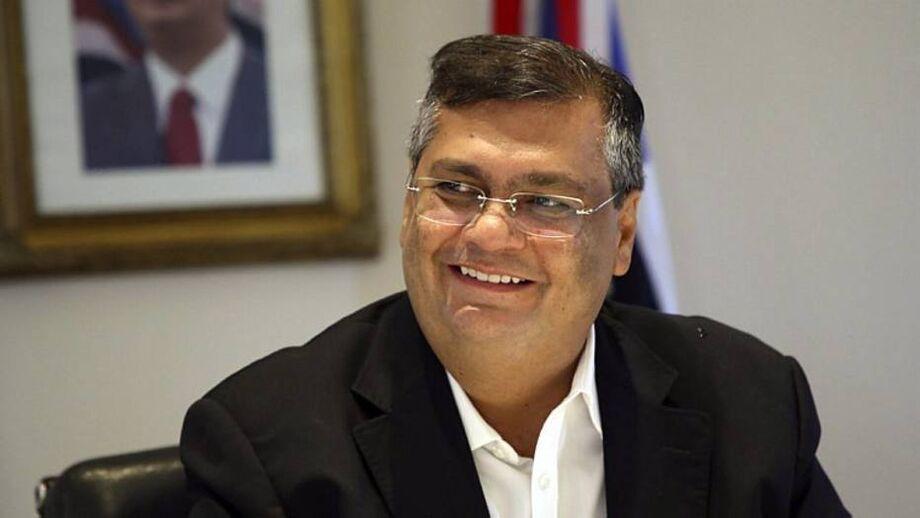 O governador do Maranhão Flavio Dino (PCdoB)