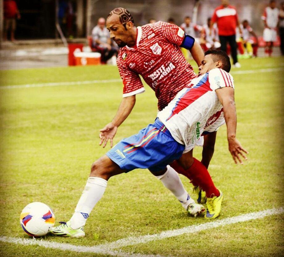 Apesar do espírito esportivo, o Rio Branco perdeu os dois jogos: 3 a 0 e 5 a 0.