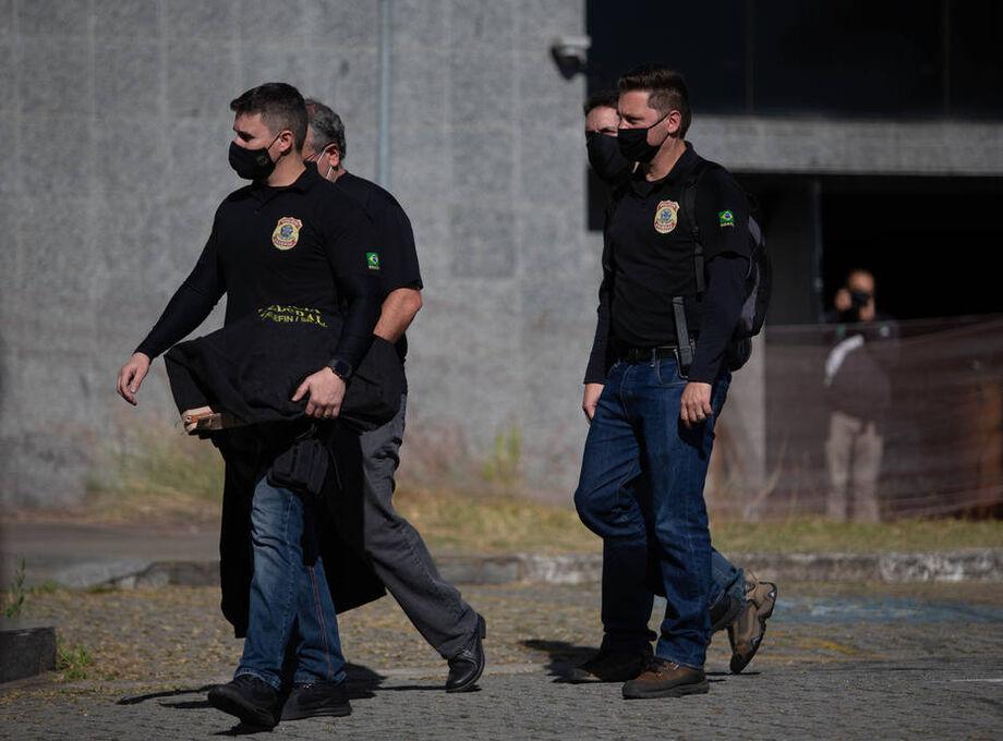 A primeira sentença veio após sete meses de Operação, quando o então juiz Sérgio Moro condenou Carlos Habib Chater