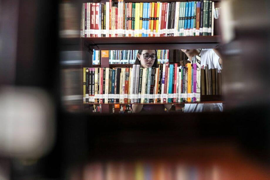 Os livros foram sugeridos pelas editoras e escolhidos pelos bibliotecários da Mário de Andrade