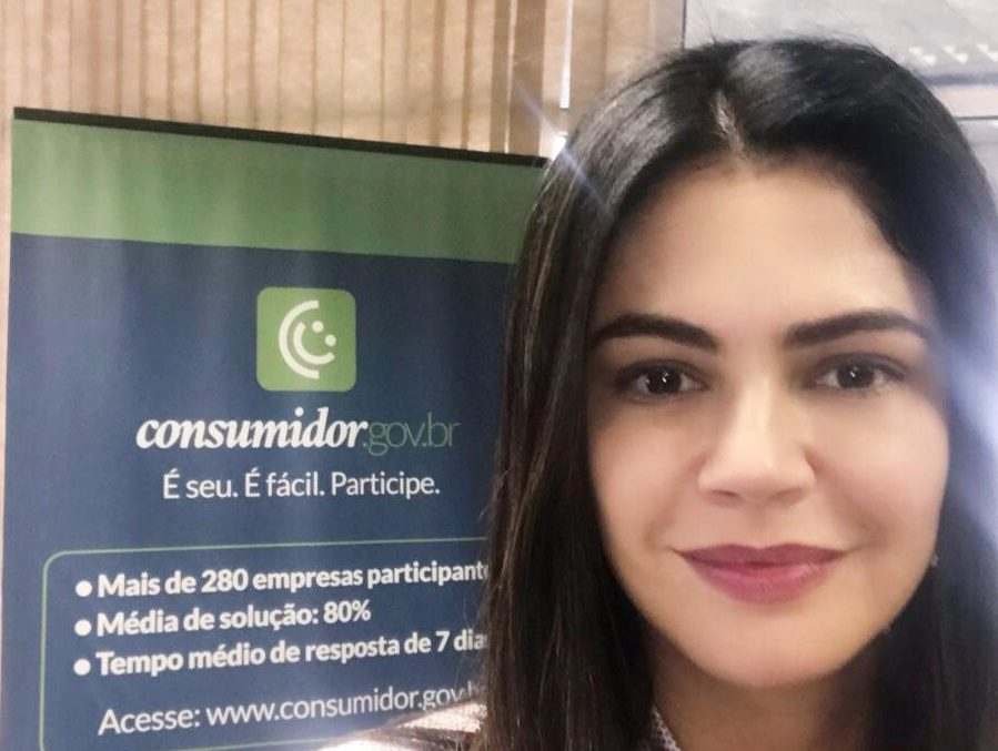 Juliana Oliveira Domingues foi nomeada para ocupar o cargo