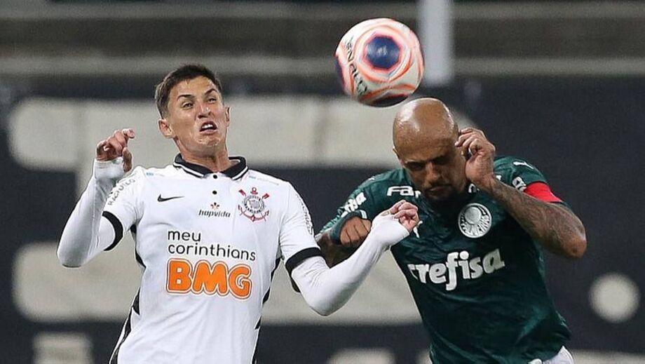 Corinthians e Palmeiras travam polêmica sobre isolamento e testes